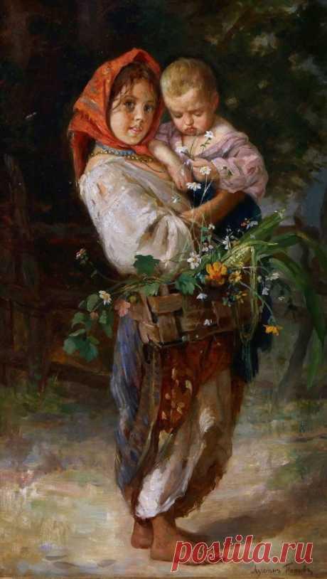 Художник Харитон Платонов (1824 – 1907)