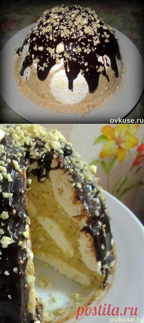 """""""ШУТКА""""-торт,который не надо печь.."""