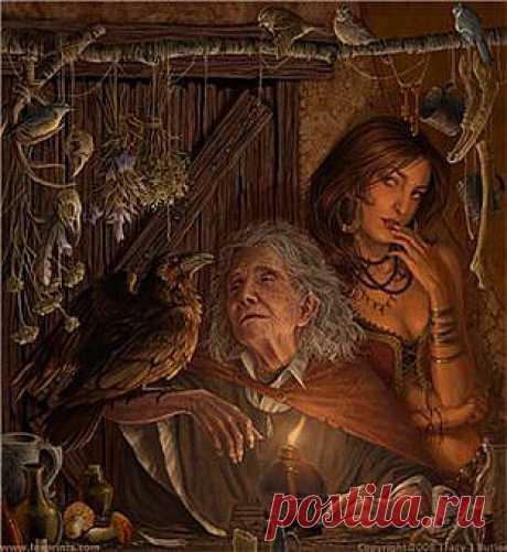 Тайны лечебной магии или Бабушкины приметы