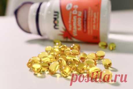 Врач предупредила об опасности приема витаминов во время коронавируса