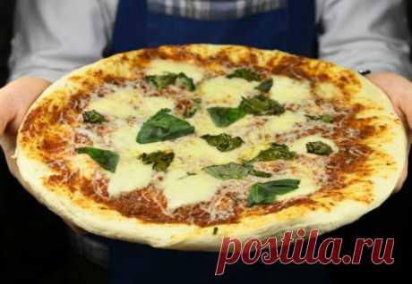 Настоящая Маргарита на тонком тесте: готовим пиццу по совету итальянца - Steak Lovers - медиаплатформа МирТесен