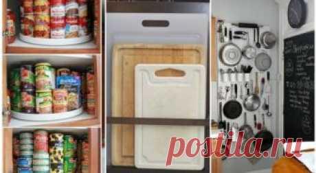 Отличные идеи для кухни   Журнал Домашний очаг
