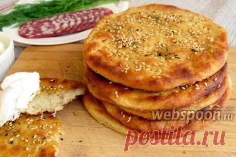 Финские картофельные лепешки рецепт с фото на Webspoon.ru