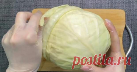 Капусту не тушу и не жарю. Ленивый рецепт приготовления капусты в пакете: вкусно, нежирно и сытно