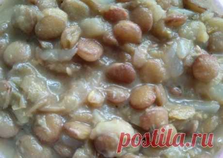 (4) Чечевичная каша - пошаговый рецепт с фото. Автор рецепта Любовь Афанасьева . - Cookpad