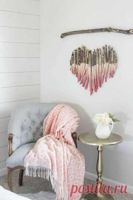 Изумительные идеи декора для дома из дерева