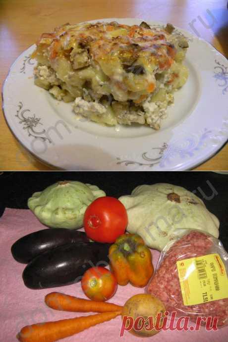 dom.sibmama.ru: /Кулинарная книга. Рецепты/Овощные блюда/Запеканка с баклажанами. Подборка рецептов с флеш-моба