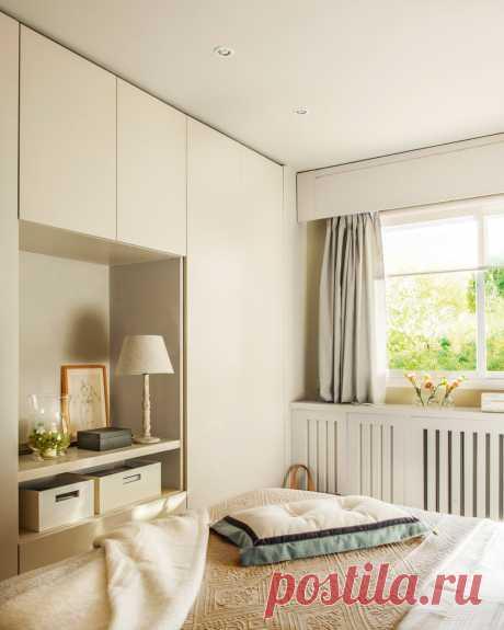 Варианты оформления спальни в хрущевке — Pro ремонт