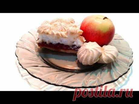 Яблочный простенький такой Пирог