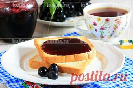 Джем виноградный – рецепт приготовления с фото от Kulina.Ru