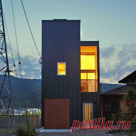 Дом Y в Японии (Интернет-журнал ETODAY)