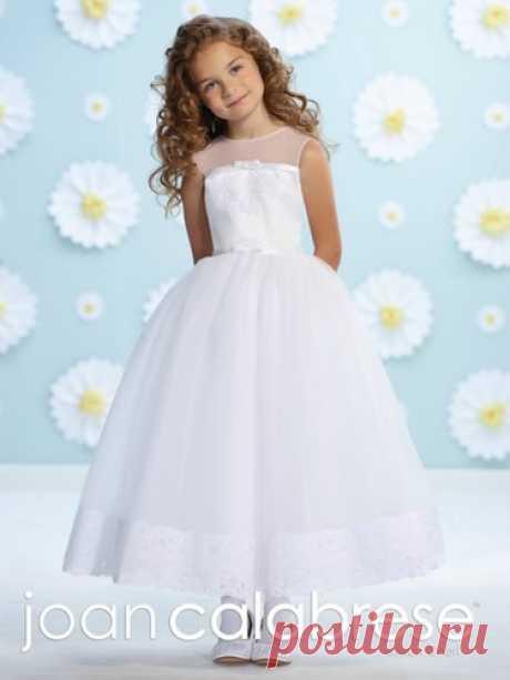 Нарядные платья для девочек для праздничной церемонии