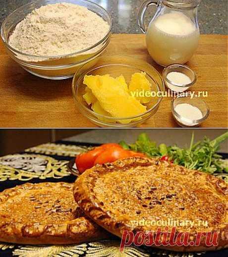 Las galletas de la preparación rápida con el bollo - Видеокулинария.рф - las video-recetas de la Abuela Ema | Видеокулинария.рф - las video-recetas de la Abuela Ema