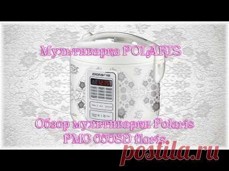 Мультиварка POLARIS. Обзор мультиварки Polaris PMC 0508D floris