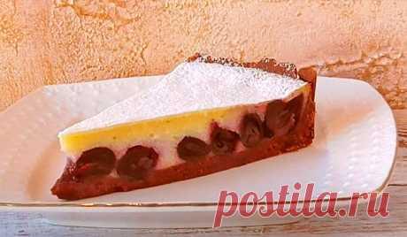 Пирог с виноградом | Рецепты на SuperKuhen.ru