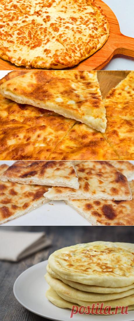 Рецепт хачапури от повара грузина из Тбилиси - У нас так