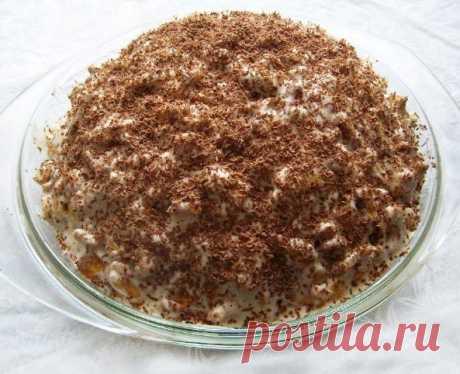 Вкусные рецепты: Гениальный тортик без выпечки