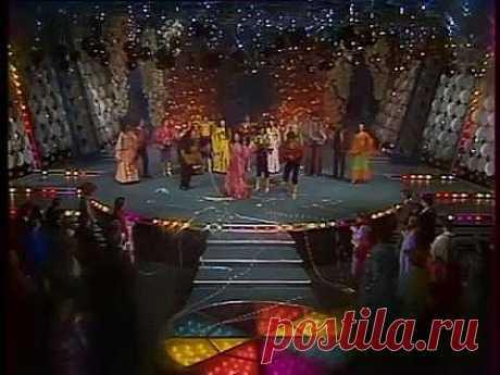 """▶ Новогодний """" Голубой огонёк"""" / 1981 - YouTube"""