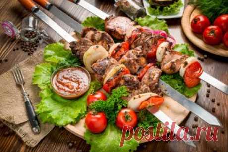 El shashlik ideal: 5 recetas originales