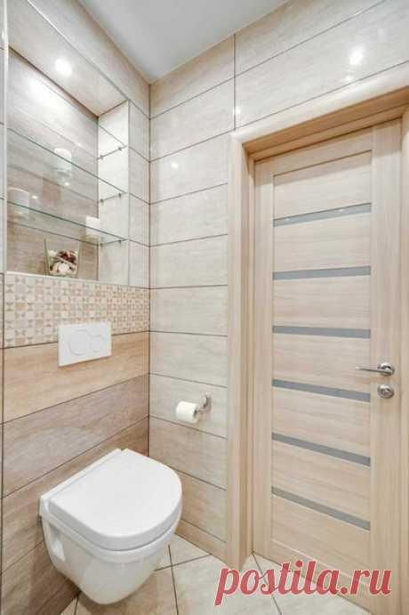 Идея обустройства маленькой ванной комнаты - Дизайн интерьеров   Идеи вашего дома   Lodgers