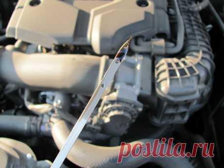 Основные причины большого расхода масла двигателем | Автомеханик | Яндекс Дзен