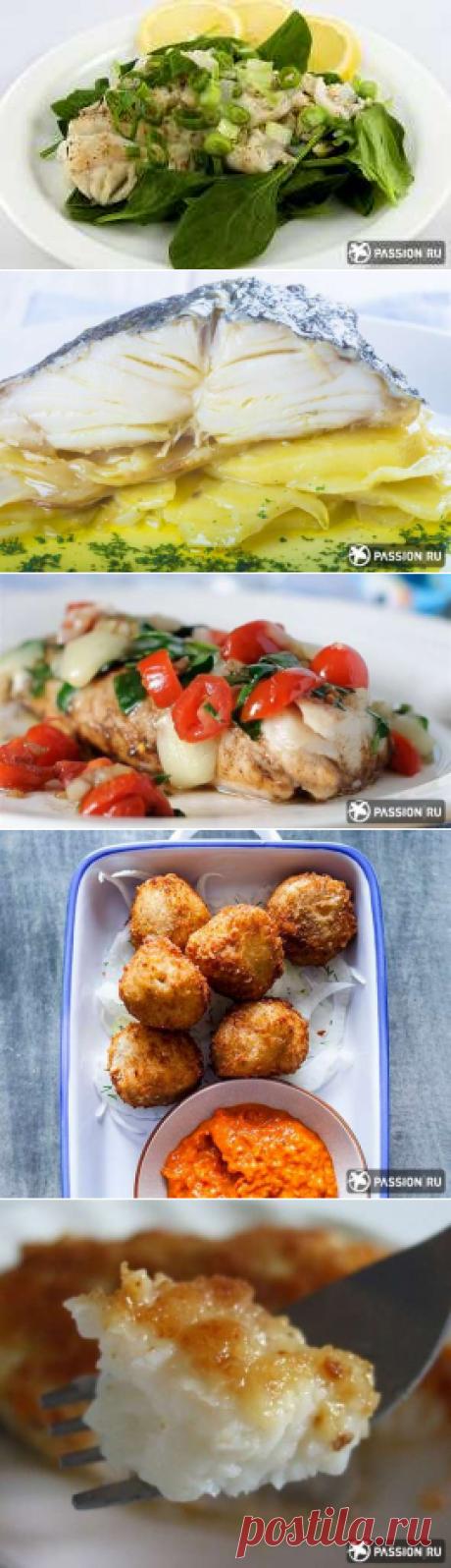 5 блюд из трески по португальским рецептам