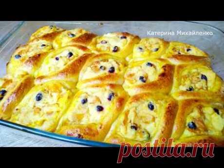 Пуховые пирожки с потрясающей начинкой - запись пользователя Katerina (Катерина Михайленко) в сообществе Болталка в категории Кулинария