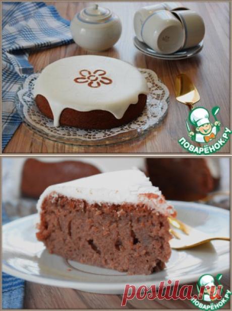 """Кекс """"Топленочка"""" в мультиварке - кулинарный рецепт"""