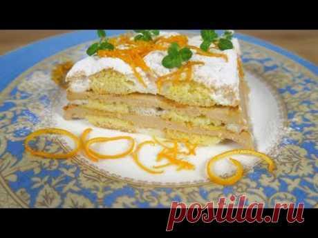 Съели за считанные минуты! Вкуснейшее пирожные КАРДИНАЛ