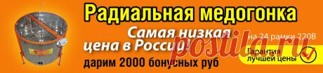 Медогонка Грановского | Купить медогонку | Электропривод для медогонки - Би Пром | Медогонка Грановского