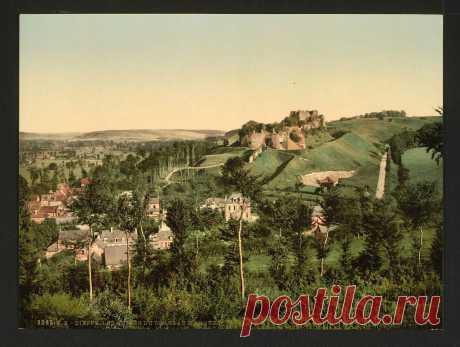 Франция в 1890-1900 годах | Фотохронограф