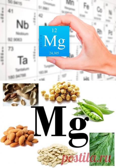 Сигналы, указывающие на недостаток магния в организме