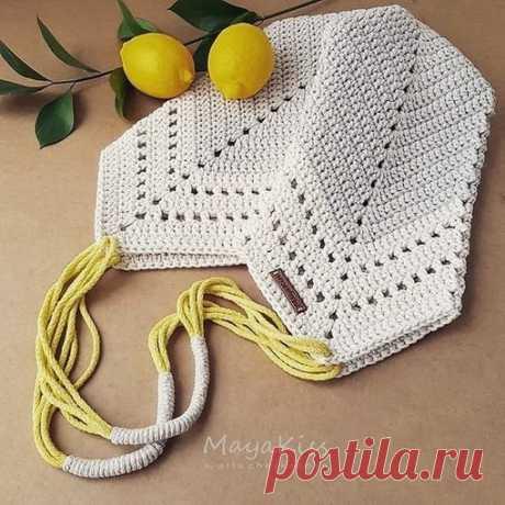 Идеи для сумок авосек. #Вязание, #Вяжемсами, #рукоделие, #ручнаяработа, #Вязаниеспицами, #люблювязать, #Вяжуспицами,
