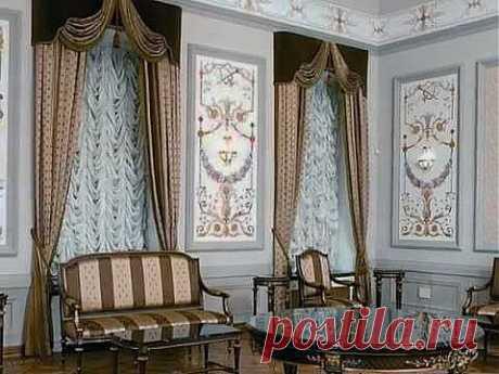 Las cortinas francesas - YouTube