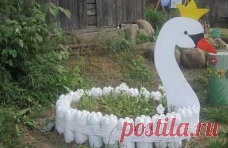 14 крутых идей для использования пластиковых бутылок!