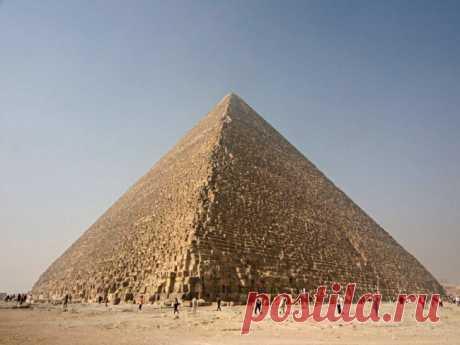 (+1) сообщ - Интересное о пирамиде Хеопса | НАУКА И ЖИЗНЬ
