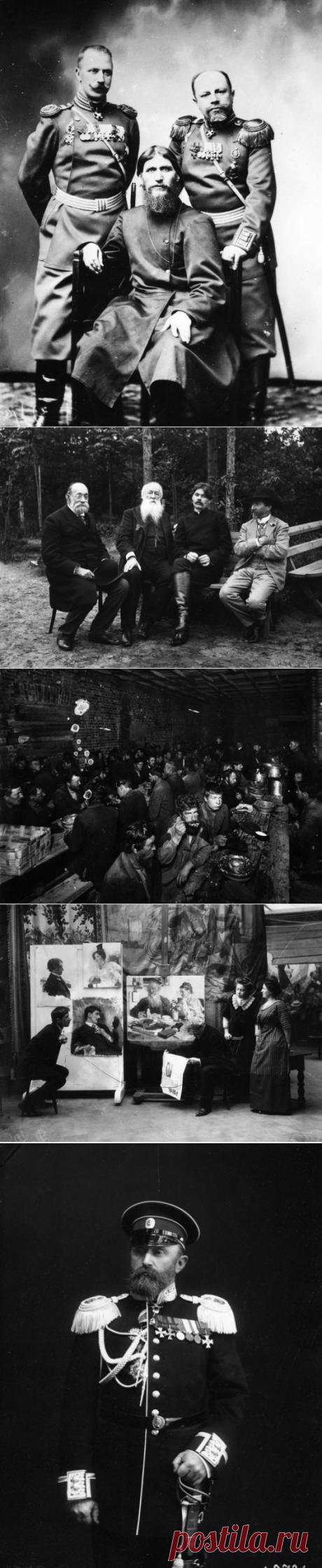Назад в прошлое: интереснейшая подборка дореволюционных фотографий Карла Булла