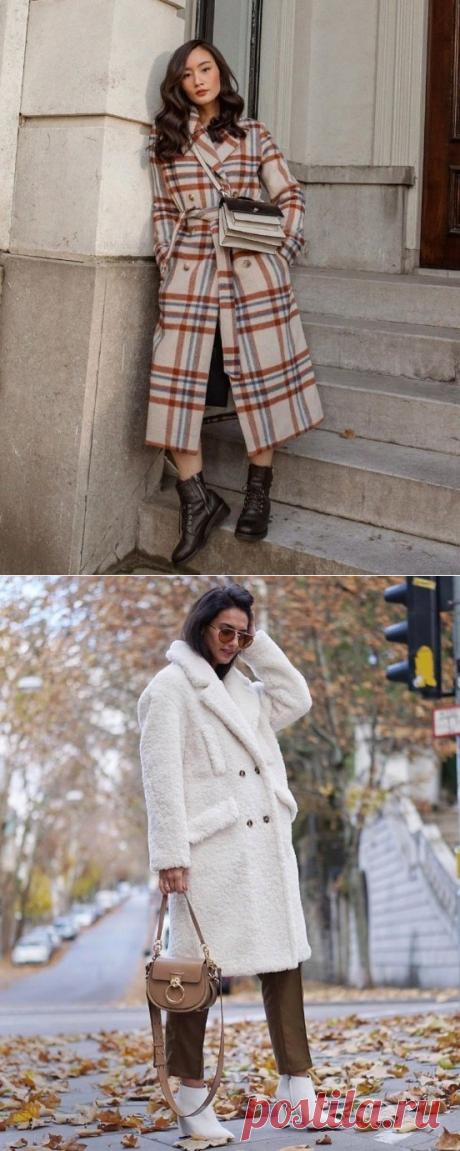 Незаменимое осенью пальто