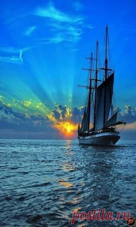 На кончике сегодняшнего дня  Припрятан удивительный рассвет,...Лазурный взгляд, ....И лучик солнца, как весны привет.....