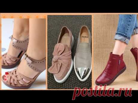 Outstanding stylish summer shoes sandles slippers and pumps collection 2019