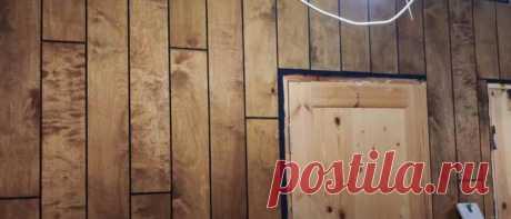 Отделка стен фанерой | Роскошь и уют
