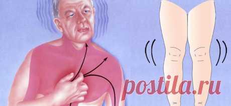 Признаки и симптомы, которые могут указывать на сердечный приступ в следующем месяце! - Счастливые заметки