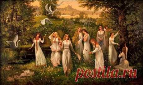 Мистическая сила женской верности и 7 забытых секретов
