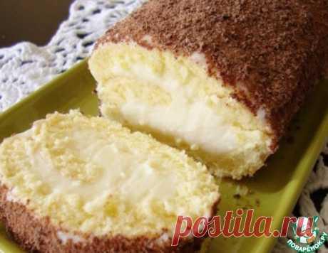 """Торт """"Смуглянка"""" – кулинарный рецепт"""