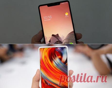 XIAOMI MI MIX 2S — Xiaomi безрамочный, характеристики и дата выхода