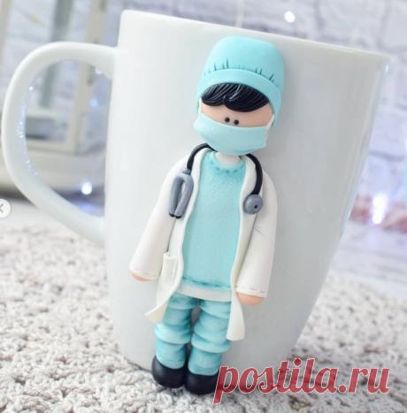 Кружка-подарок врачам