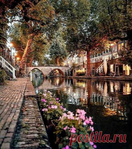 ༺🌸༻ Утрехт, Нидерланды