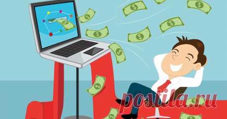 Как быстро начать зарабатывать в интернете? - Академия финансового успеха