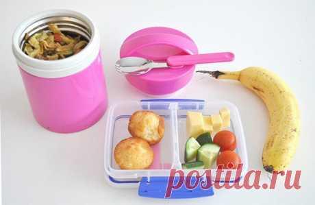 10+ идей полезного перекуса для школьника: собираем ланчбокс | rastishka.by