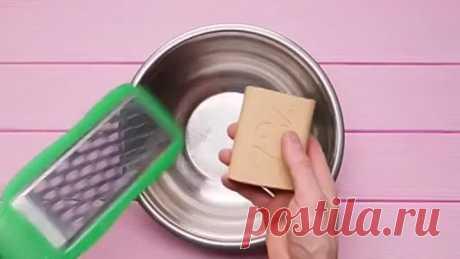 Чистим посуду